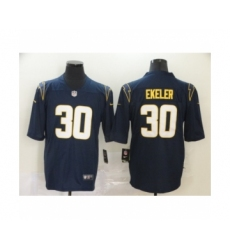 Los Angeles Chargers #30 Austin Ekeler Navy 2020 Vapor Limited Jersey
