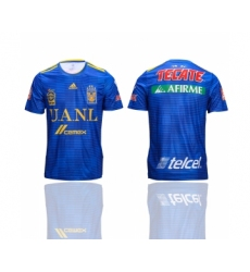 2018-19 Tigres UANL Away Thailand Soccer Jersey