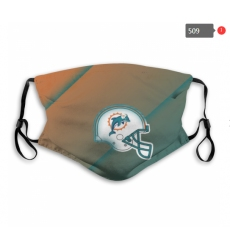 Miami Dolphins Mask-0026