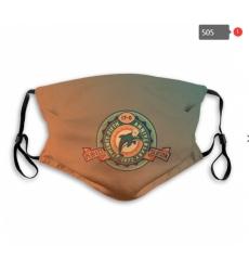 Miami Dolphins Mask-0030