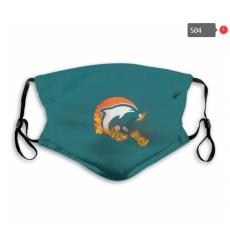 Miami Dolphins Mask-0031