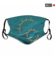 Miami Dolphins Mask-0032