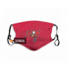 Tampa Bay Buccaneers Mask-0042