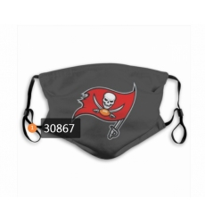 Tampa Bay Buccaneers Mask-0043