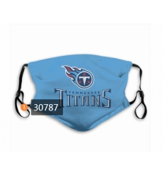 Tennessee Titans Mask-0017