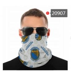 NBA Fashion Headwear Face Scarf Mask-306