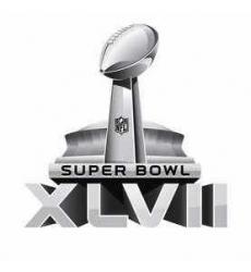 Stitched Super Bowl XLVII Jersey 2013 Patch