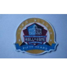 Hall of Fame 50TH Patch