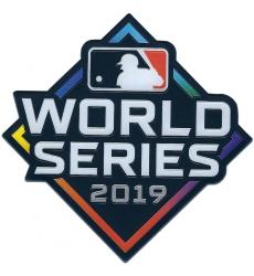 MLB 2019 World Series Generic Patch