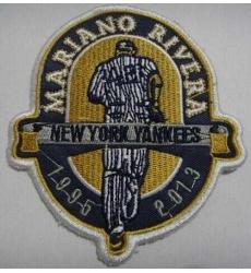 Stitched Baseball New York Yankees Mariano Rivera Jersey Patch