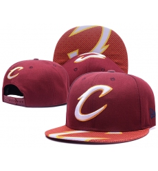 NBA Cleveland Cavaliers Hats 001