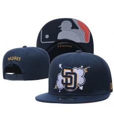 MLB San Diego Padres Hats 001