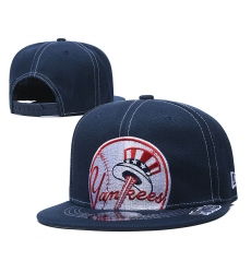 MLB New York Yankees Hats 004