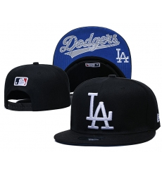 MLB Los Angeles Dodgers Hats 07